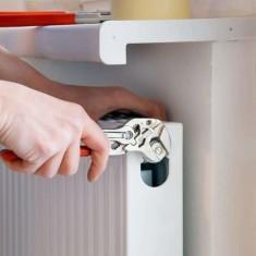 Как установить биметаллический радиатор отопления своими руками?