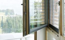 Типы и особенности дерево-алюминиевых окон