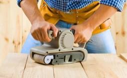 Как быстро отшлифовать древесину – полезные и бюджетные способы