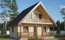 Технология возведения каркасных дачных домов