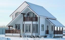 Грамотное утепление каркасного дома для зимнего проживания