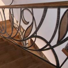 Какой должна быть высота перил на лестнице по ГОСТу?
