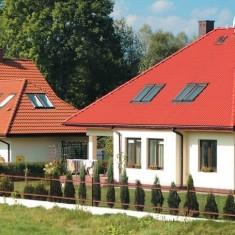 Как правильно подобрать размер мансардного окна на крышу
