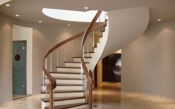 Как рассчитать винтовую лестницу?