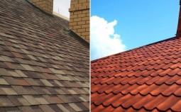 Что лучше использовать для крыши: металлочерепицу или мягкую кровлю