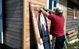 Способы самостоятельной реставрации межкомнатных деревянных дверей