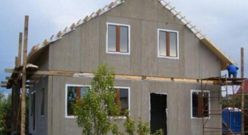 Отделка цементно-керамическим покрытием