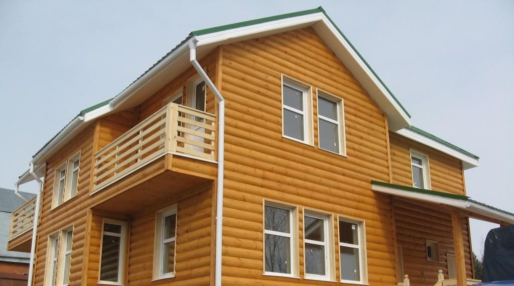 Как отделать старый деревянный дом снаружи