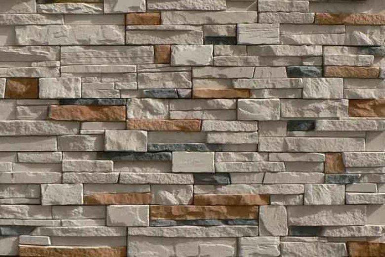Натуральный камень для отделки фасада