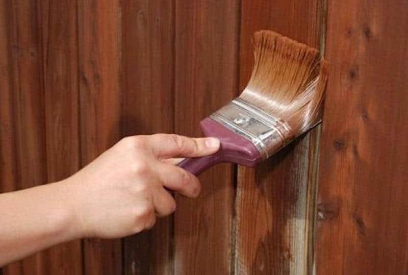 Методы защиты древесины
