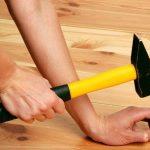 Скрип деревянных полов