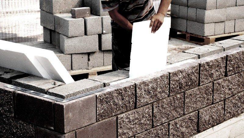 Блоки для фундамента железобетонные керамзитобетонные