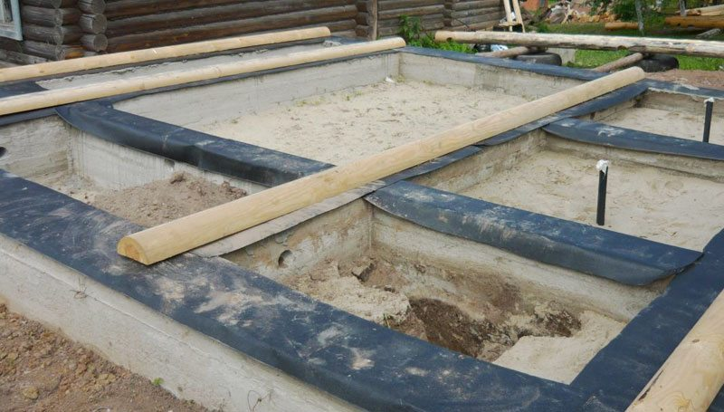Гидроизоляция тесто наливной пол стоимость челябинск