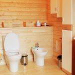 Устройство пола ванной в деревянном доме