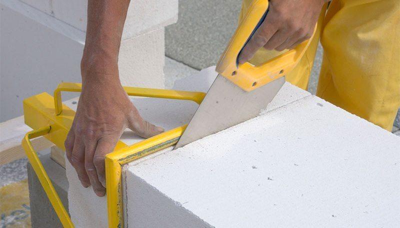 Расчет количества пеноблоков на дом