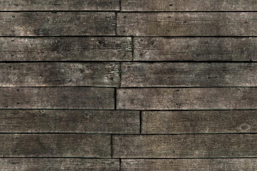 Старение деревянного дома