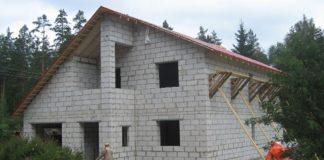 Плюсы и минусы дом из пеноблоков