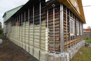 Утеплители для стен дома снаружи под сайдинг