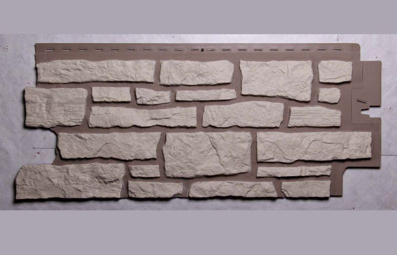 Панели под искусственный камень для внутренней отделки