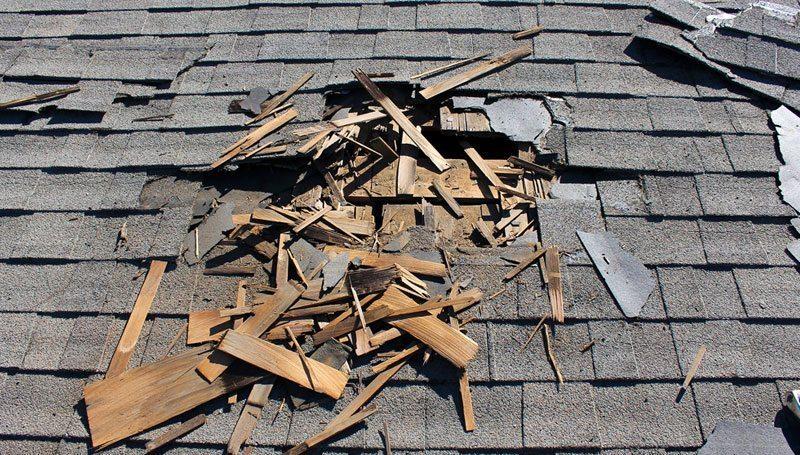 Реконструкция старой крыши