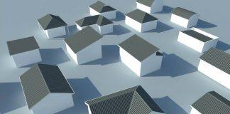 Разновидности крыши домов
