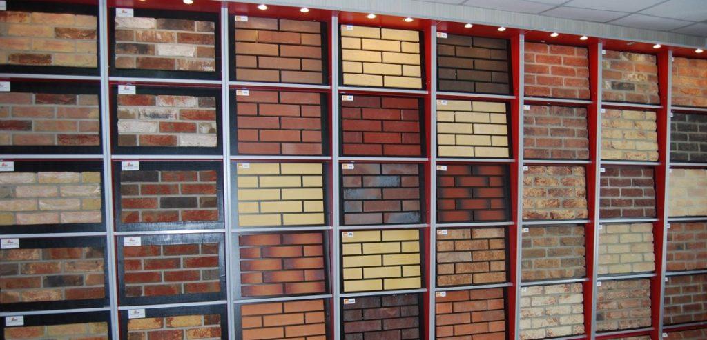Разновидности клинкерной плитки