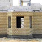 Наружная отделка дома из газобетона