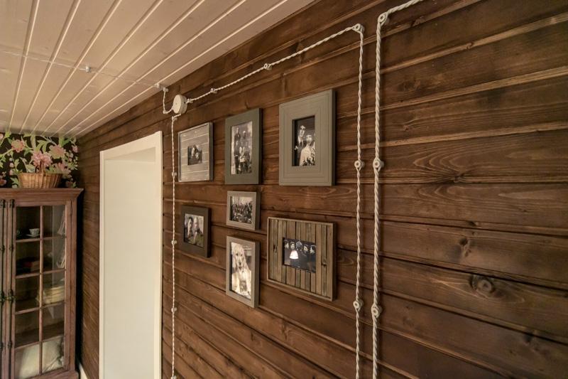 Отделка стен и потолка вагонкой