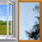 Отличие деревянных окон от пластиковых
