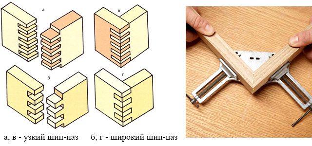 derevyannye_ramy_dlya_okon-7 Как самому сделать раму для окна