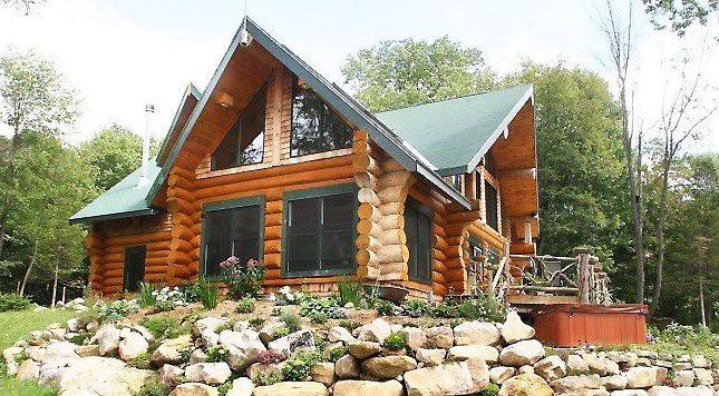 Красивые деревянные наличники на окна