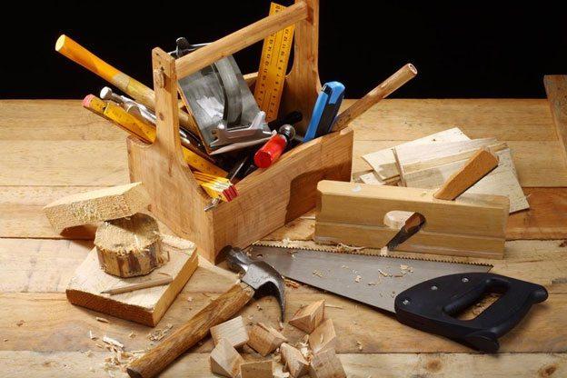 Инструменты для восстановления деревянных окон