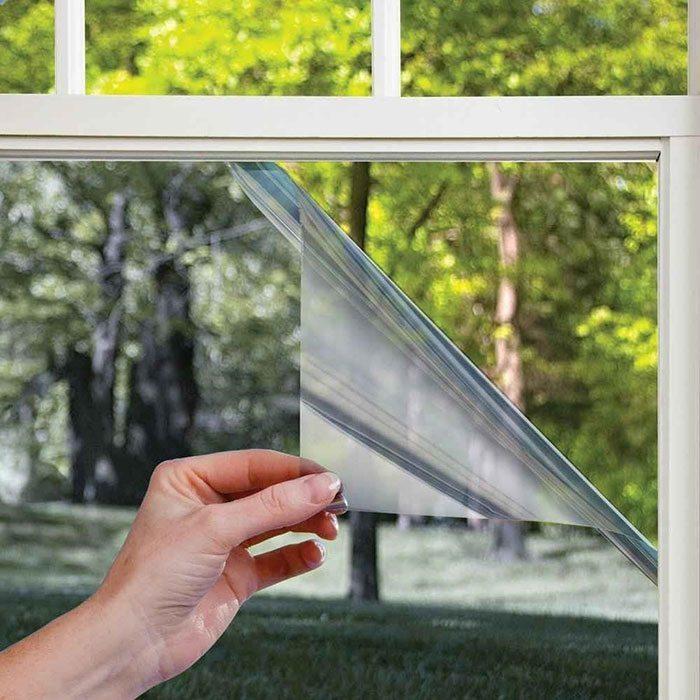 Пленка от запотевания окна