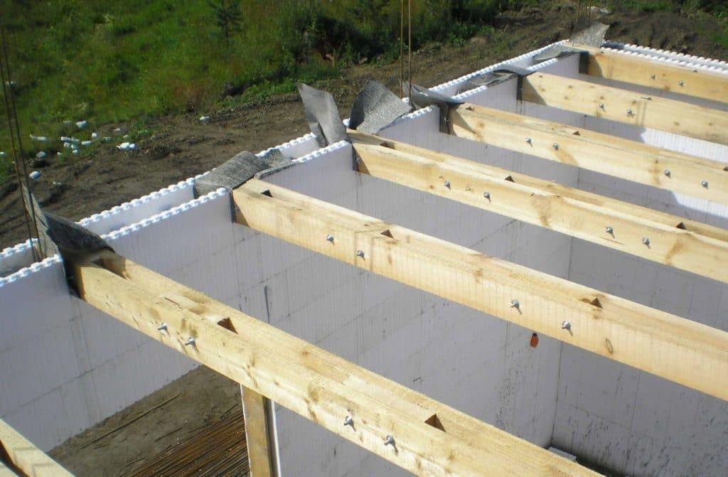Ломанная крыша дома с мансардой своими руками  ДомЭконом