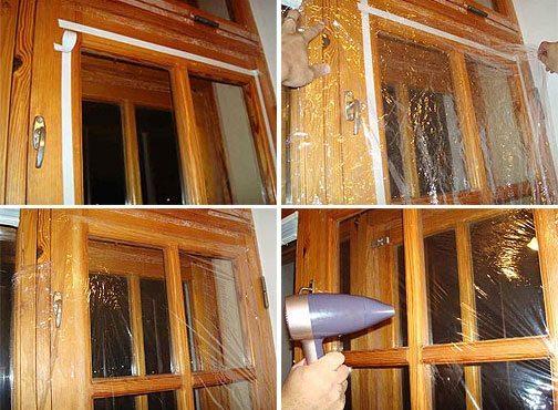 Утепление пластиковых окон на зиму своими руками: инструкция