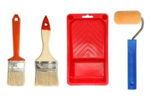 Набор инструментов для покраски откосов