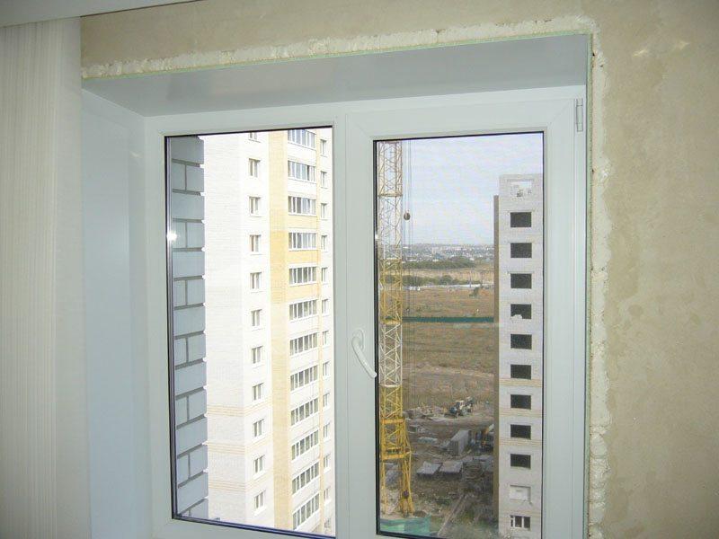 Установить пластиковые окна на даче своими руками