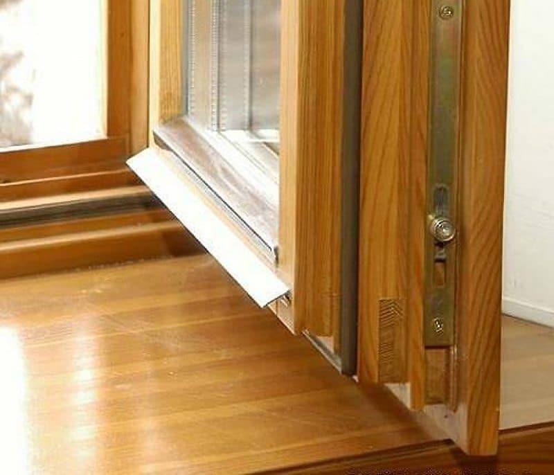 Установка деревянных окон своими руками