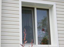 Откосы на окна для сайдинга
