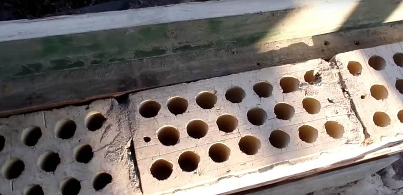 Устройство опалубки