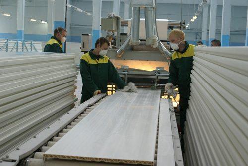 Производство подоконников пвх