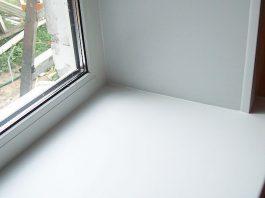 Подоконники и откосы для пластиковых окон