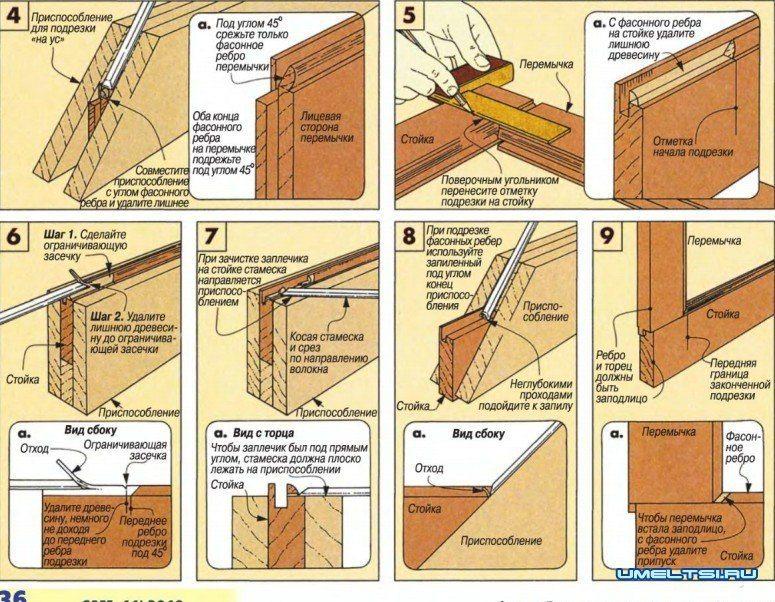 Схема фрезеровки 2