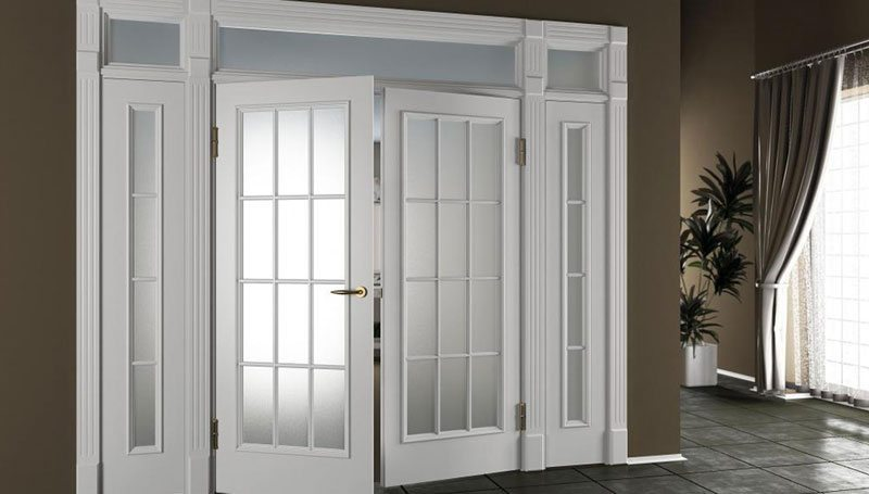 Размеры дверей и дверных проемов