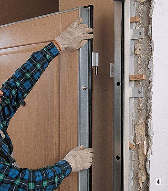 Утепленные входные деревянные двери: утепление уличных дверей в частном доме своими руками, виды