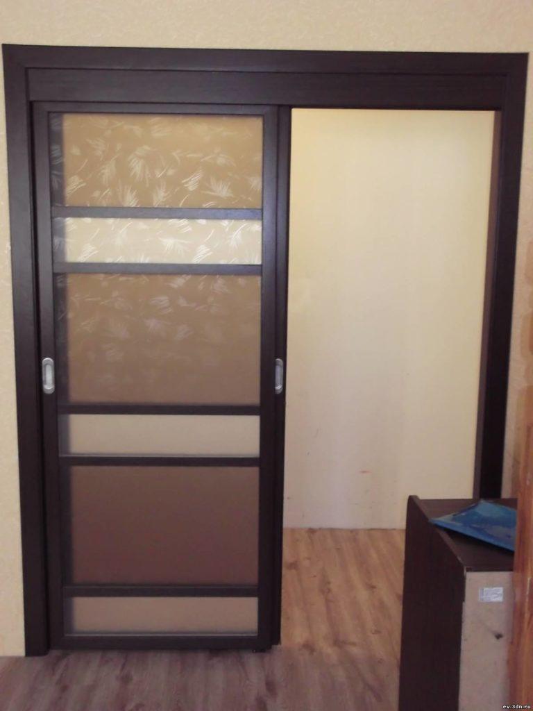 Внутрипроемные двери