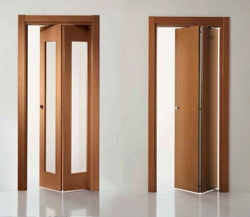 Типы дверей книжек