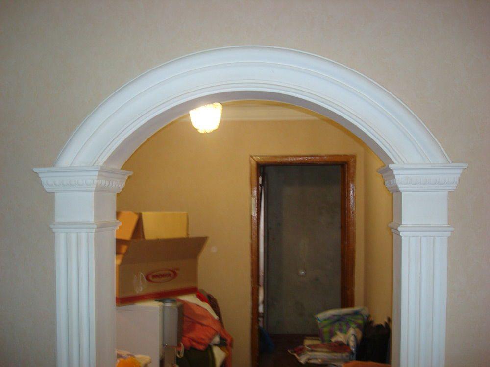 Пенопластовая арка