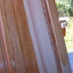 Покраска деревянных дверей