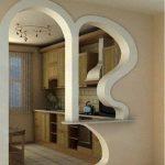 Фигурная арка